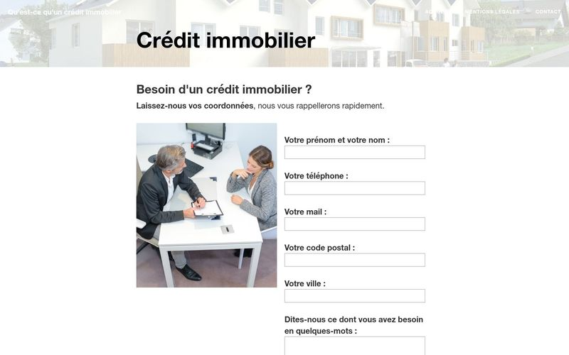 Comment trouver le meilleur crédit immobilier ?